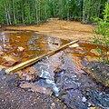 Самоизлив шахтных вод шахты Калинина, Губаха - panoramio (6).jpg
