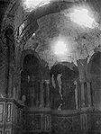 Севастополь. Пробитый артиллерией купол Владимирского собора.jpg
