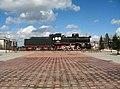 Сосногорск, паровоз-памятник 03.jpg
