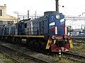 ТЭМ2А-1627, Россия, Свердловская область, депо Нижний Тагил (Trainpix 156982).jpg