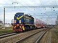 ТЭМ2-2970, Литва, Вильнюс, станция Вильнюс (Trainpix 93030).jpg
