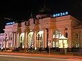 Украина, Одесса - Железнодорожный вокзал 01.jpg