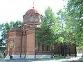 Храм во имя Всех Святых (Всехсвятская) на территории Ново-Тихвинского женского монастыря..JPG