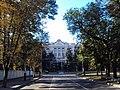 Шифровальное училище Краснодар Russia.JPG