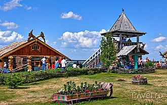 Tyumen Oblast - Abalakskoe pole