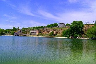 Armavir Province - Lake Ayger, Aknalich