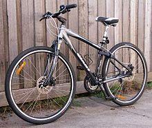 دراجة هوائية ويكيبيديا