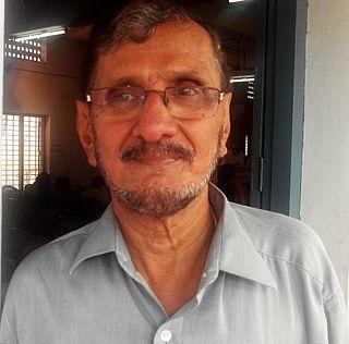 N. S. Madhavan Indian writer