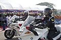 นายกรัฐมนตรี เป็นผู้กราบนมัสการถวายรายงานต่อสมเด็จพระพ - Flickr - Abhisit Vejjajiva (8).jpg