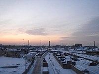 保定郊外的雪 - panoramio.jpg