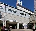 多摩市にある聖蹟桜ヶ丘駅の西口170215.jpg