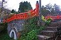 大橋 吉野山にて 2014.11.19 - panoramio.jpg
