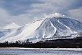 浅間山雪化粧2~北軽井沢から - panoramio.jpg