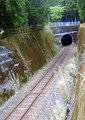 船山トンネル(樽見鉄道) - panoramio.jpg