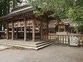 諏訪大社上社本宮 拝殿・拝所 - Suwa Taisha Honmiya.jpg