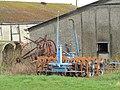 -2020-20-23 Agricultural machinery, Park Farm, Witton, Norfolk (2).JPG