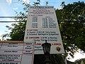 0301jfChurch San Isidro Holy Cross Halls Roads Caloocan Cityfvf 05.JPG