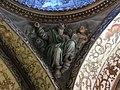 049 Església de Santa Maria (Salomó), capella del Sant Crist, l'evangelista Sant Mateu.jpg