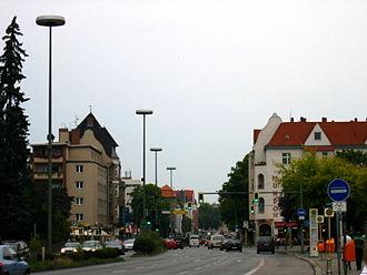 Mariendorf - Mariendorfer Damm
