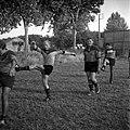09.1962. Joueurs du Stade. Abadie et vieux supporters. (1962) - 53Fi4645.jpg