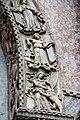 0 Venise, bas reliefs du portail central de la basilique Saint-Marc (2).JPG
