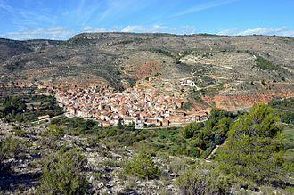Casas Bajas - General view