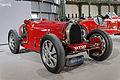 110 ans de l'automobile au Grand Palais - Bugatti Grand Prix Type 51 Biplace - 1933 - 012.jpg