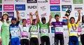 12 Etapa-Vuelta a Colombia 2018-Lideres Clasificaciones Vuelta a Colombia Final de Etapa 12.jpg