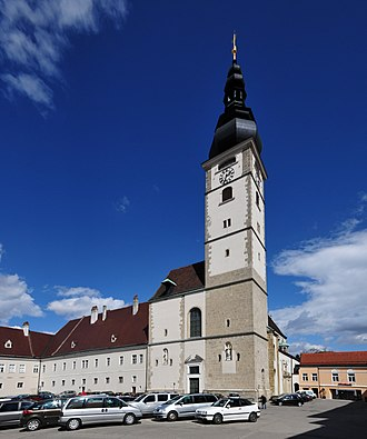 Sankt Pölten - Sankt Pölten Cathedral