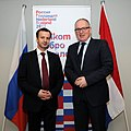 130306 Dvorkovic vice MP Rusland bij Timmermans 1175 (12479186494).jpg