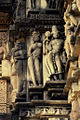 14.Khajuraho Devi Jagadambi apsara.jpg