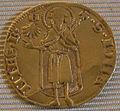 1429 secondo semestre, fiorino d'oro XXII serie con conchiglia pellegrino.JPG
