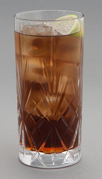 Rum and Coke - Image: 15 09 26 Ralf R WLC 0056