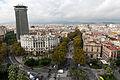 15-10-27-Vista des de l'estàtua de Colom a Barcelona-WMA 2802.jpg