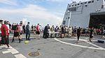 15th MEU Marines, Sailors enjoy an afternoon at steel beach 150604-M-TJ275-128.jpg