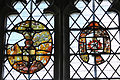 16th century stained glass, Ibberton, Dorset.jpg