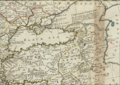 1752 Derbent detail map Turkish Empire by Moll BPL 17082.png