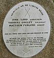 1798 commemoration plaque at Killurin church - geograph.org.uk - 1268186.jpg