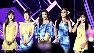 Red Velvet discography Discography of South Korean girl group Red Velvet