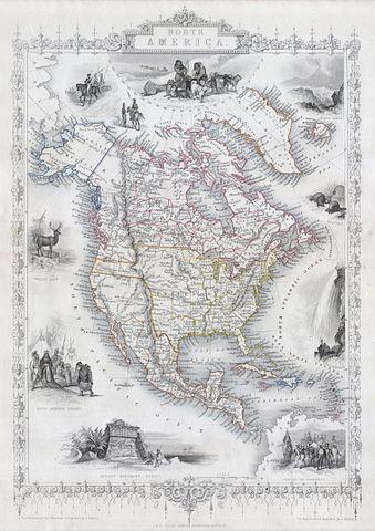 wiki Fil: Tallis Map of Mexico Texas and California Geographicus MexicoTexas tallis .jpg