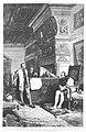 1887-01-15, La Ilustración Española y Americana, Entrevista del emperador Carlos V con Francisco Pizarro, en el alcázar de Toledo, Lizcano, Vela.jpg