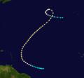 1896 Atlantic hurricane 6 track.png