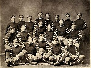 1899 VMI Keydets football team - Image: 1899 VMI Keydets football team