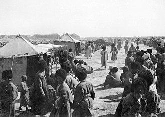 Turkmens - Turkmens in Merv, 1890