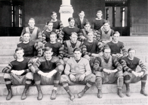 1910 Clemson Tigers football team - Image: 1910 Clemson Tigers football team (Taps 1911)