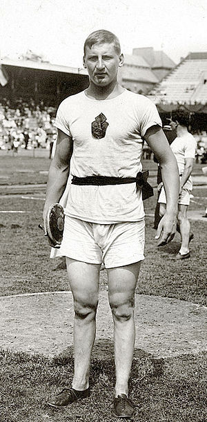 Armas Taipale - Taipale at the 1912 Olympics
