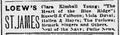 1915 Loews StJames theatre BostonEveningTranscript Nov20.png