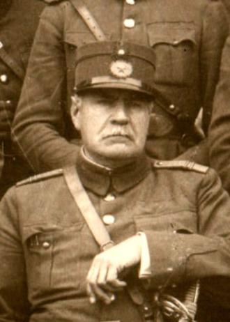 Aristide Razu - General Aristide Razu, c.1928