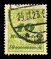 1923 Deutsches Reich 10milliardenMk Mi328.jpg
