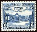 1931 6cents BrGuiana Yv140.jpg